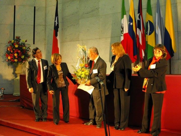 Clausura VI Festival Internacional Mario Baeza 2010