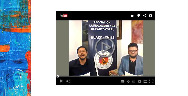 Primera parte mesa redonda – I Festival Internacional de Coros Virtuales Alacc-Chile